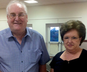 Pete & Irene